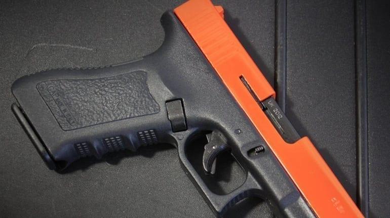 Bruni Glock 17 Blank Firing Pistol