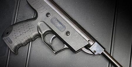 SMK S3 BLACK air pistol