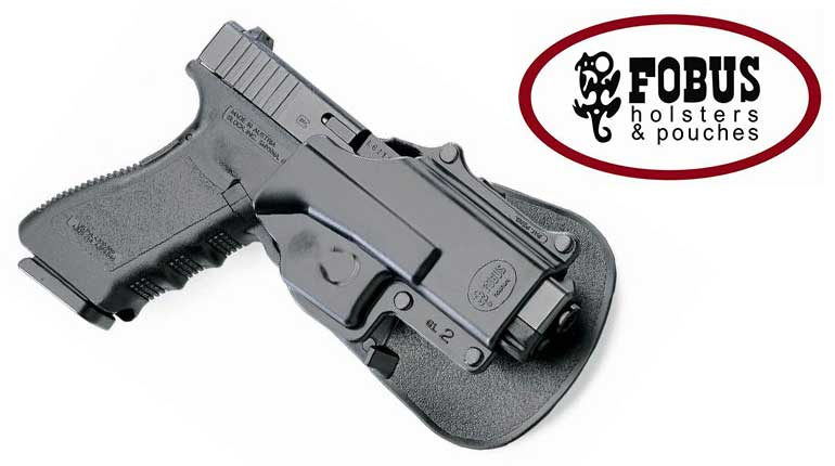 New Fobus Holsters