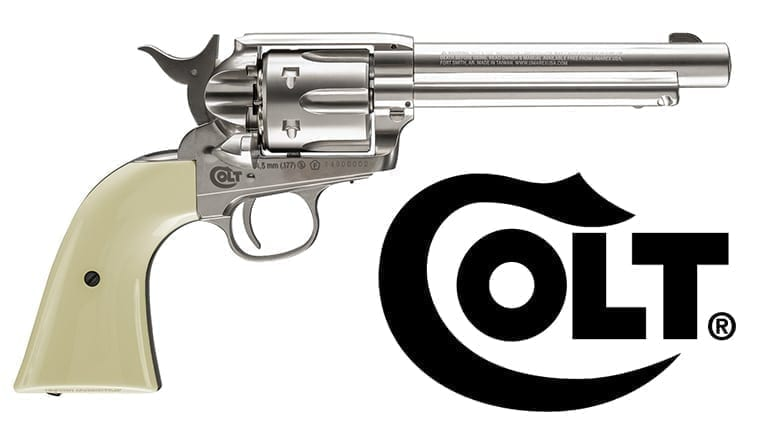 Umarex Colt SAA Revolver Air Pistols