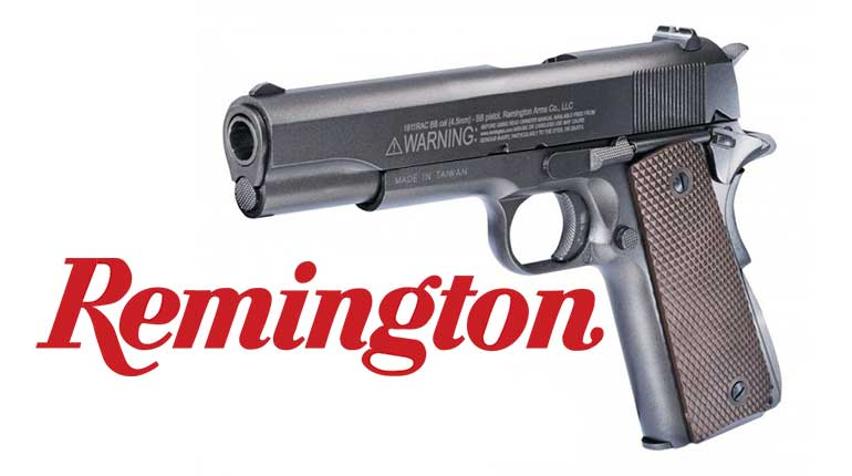 remington air pistols airguns