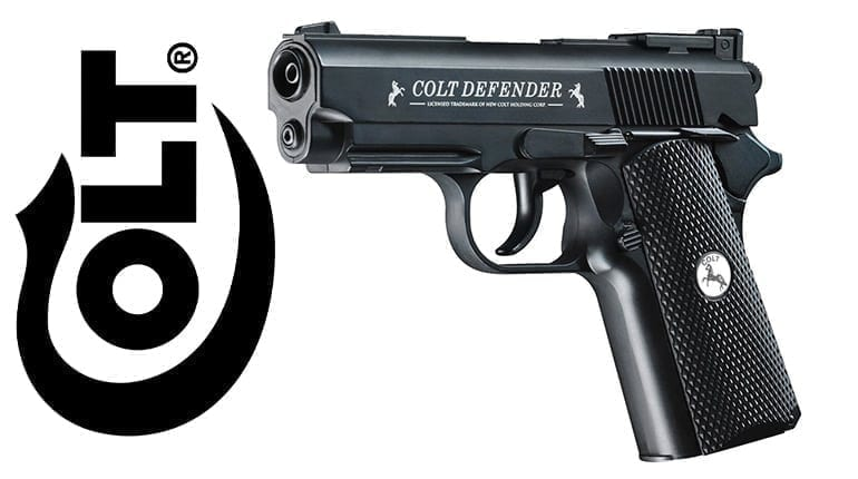 colt defender air pistol
