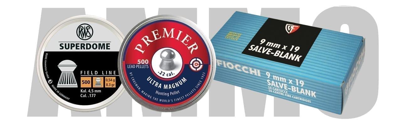 premier ammo for air guns