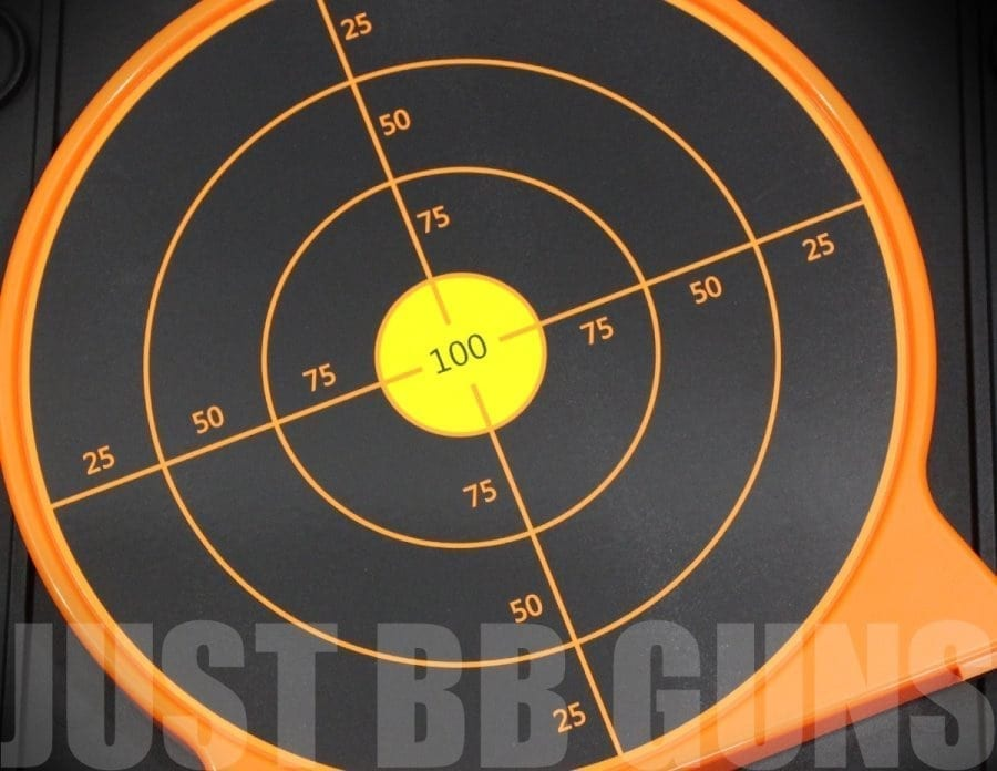 plastic target for toy sucker darts and arrows Petron Stealth Sucker Target