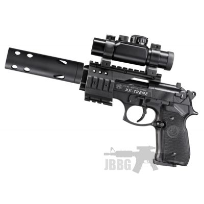 Beretta Xxtreme CO2 177 Air Pistol