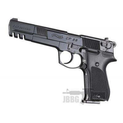 CP88 Comp Black 177 Air Pistol