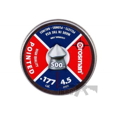 500 Crosman Pointed 177
