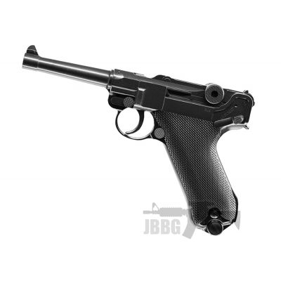 KWC P08 Luger CO2 Air Pistol