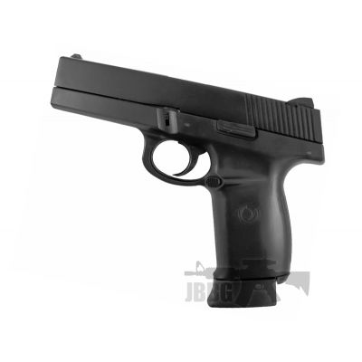 KWC SW40F CO2 Steel BB Air Pistol