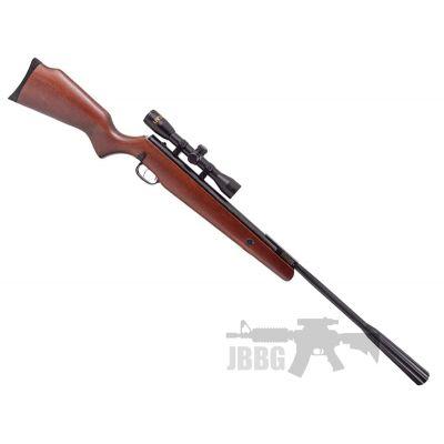 Beeman Quiet Tek Air Rifle 22 with Scope