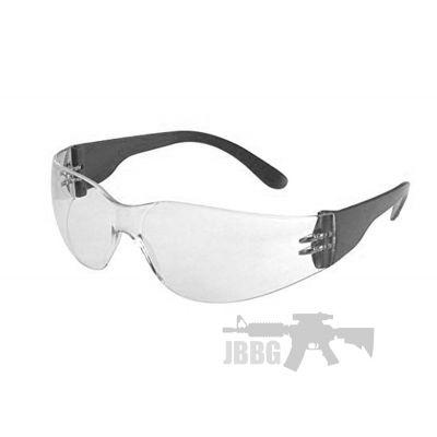 303 Shooting Glasses Black
