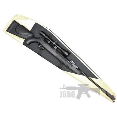 Kral Devil Syn Air Rifle Set 22