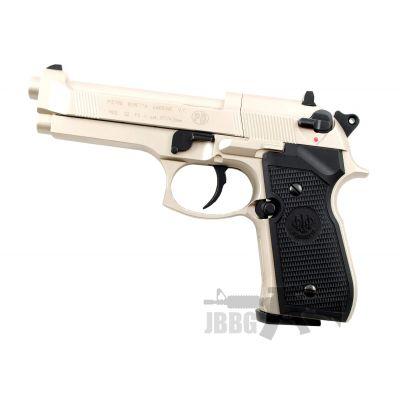 Beretta 92F Nickel .177 Air Pistol