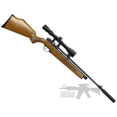 SMK CR600W Co2 Air Rifle .22