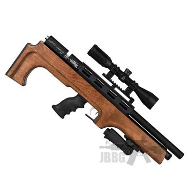 Cometa Orion Bullpup PCP 22 Air Rifle with Scope