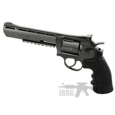 Black Ops 6B Steel BB Revolver