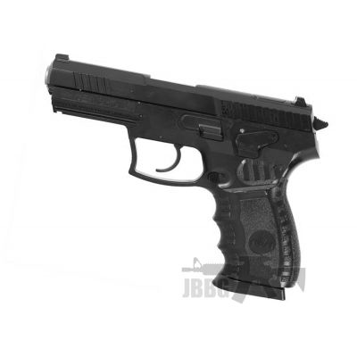 IWI Jericho B CO2 Steel BB Air Pistol