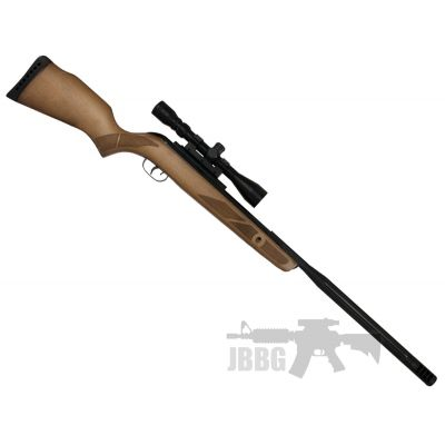 Gamo Varmint Stalker Classic Maxxim 16J 22 Airsoft Rifle with Scope