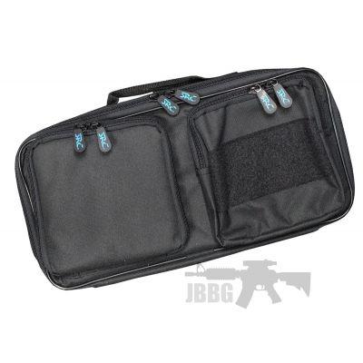 SRC 107 Pistol Bag Black