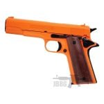 Bruni 1911 Automatic 8MM Blank Firing Pistol