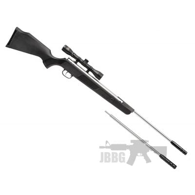 Beeman Dual Synthetic Air Rifle with Scope