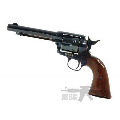 Colt SAA 45 CO2 Blued Revolver