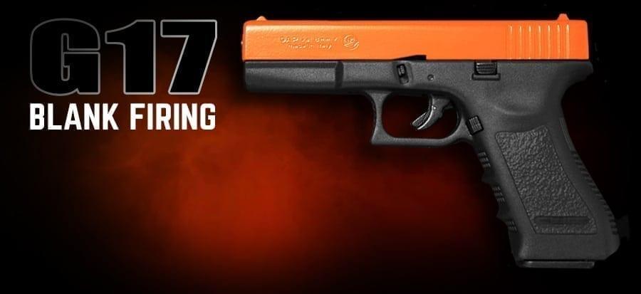 g17 blank firing air guns