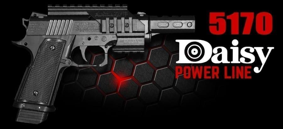 Daisy power air pistols air guns