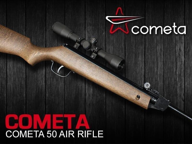 cometa 50 air rifle at just air guns