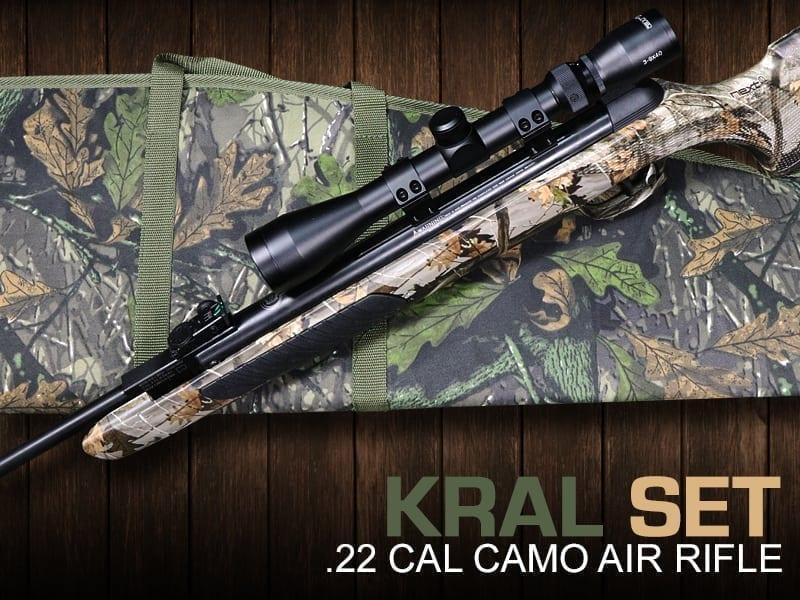 kral set air rifles