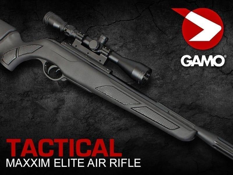 gamo maxxim eleite air rifle at just air guns