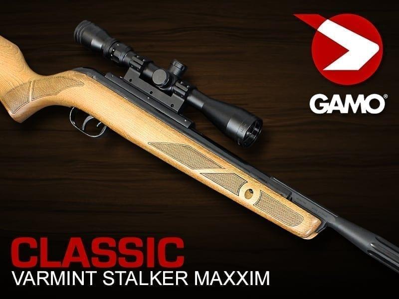 gamo varmin stalker maxxim at just air guns