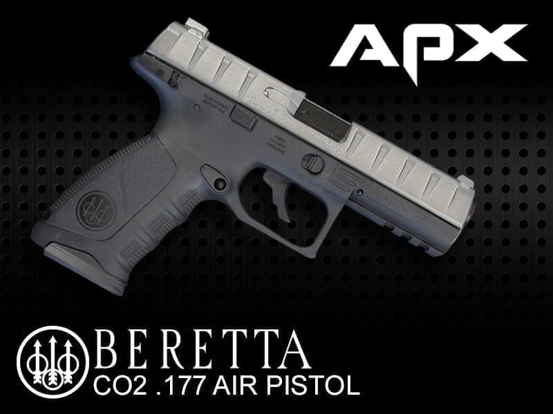 berretta air pistol apx