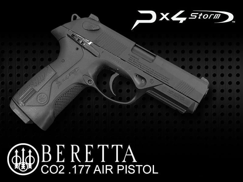 berreta air pistol px4 storm