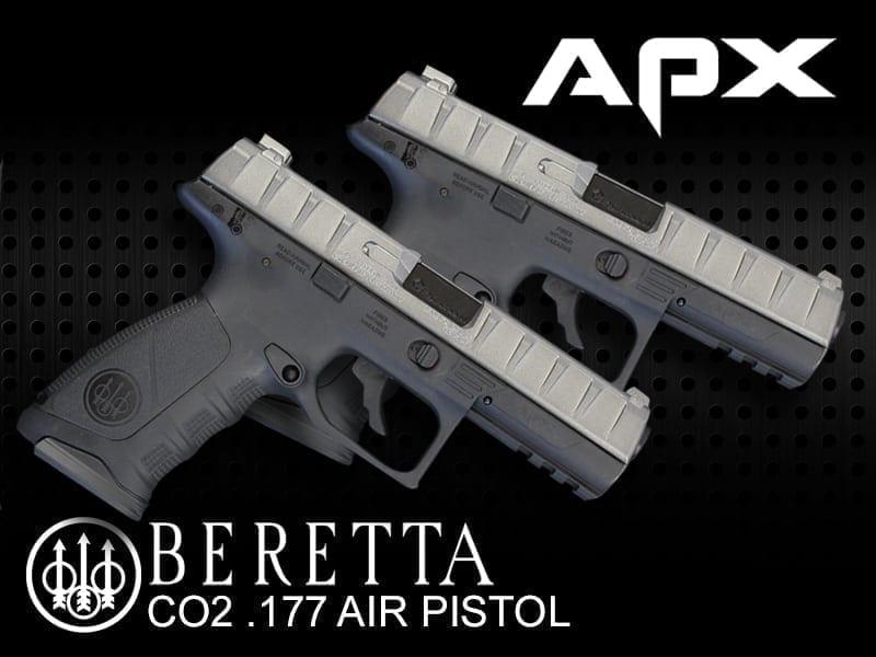 Beretta air pistols