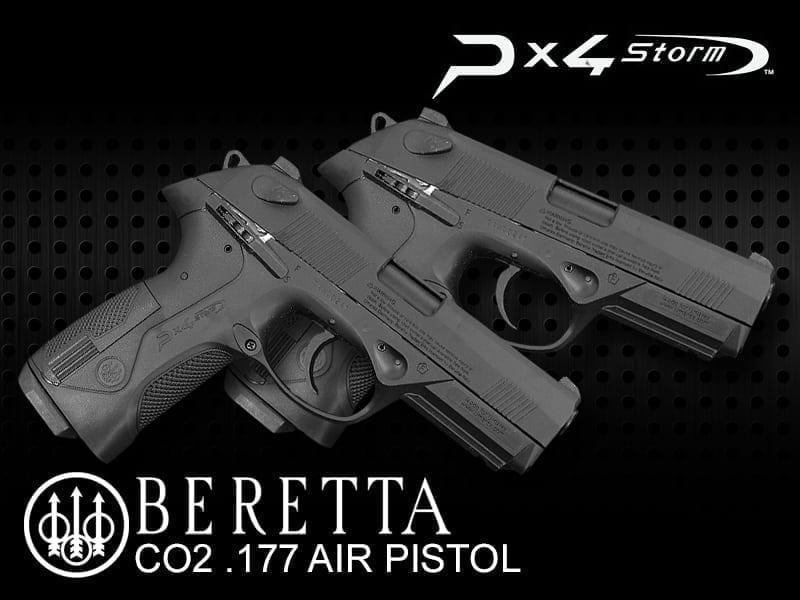 Storm Beretta Air Pistols