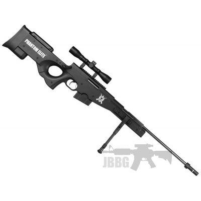 Phantom Elite Sniper 22 Air Rifle with Scope