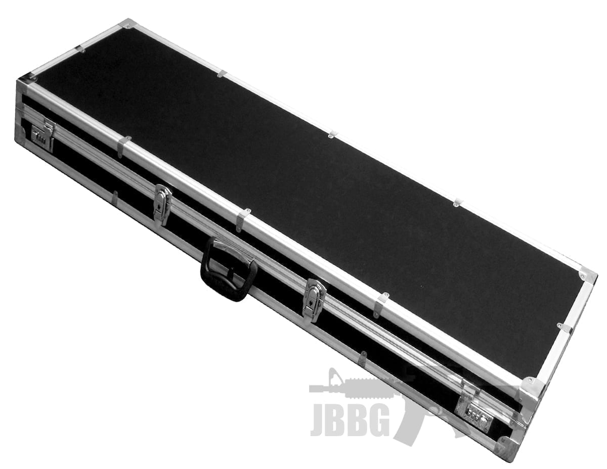 AC34 Large Aluminium Rifle Case