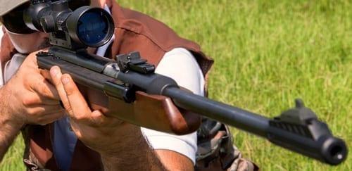 air rifles and airguns