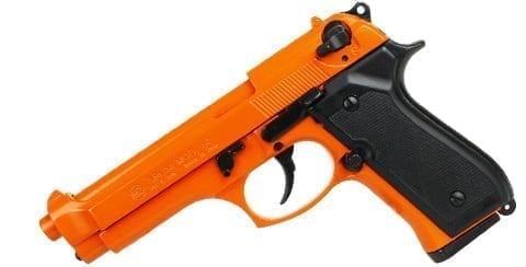 blank firing pistol
