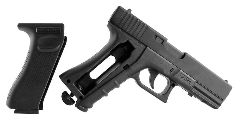 tx R17 metal air pistol