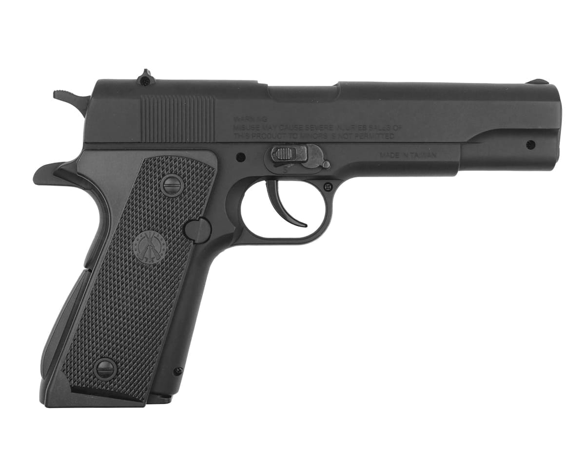 TX M1911 Full Metal Co2 4.5 Air Pistol