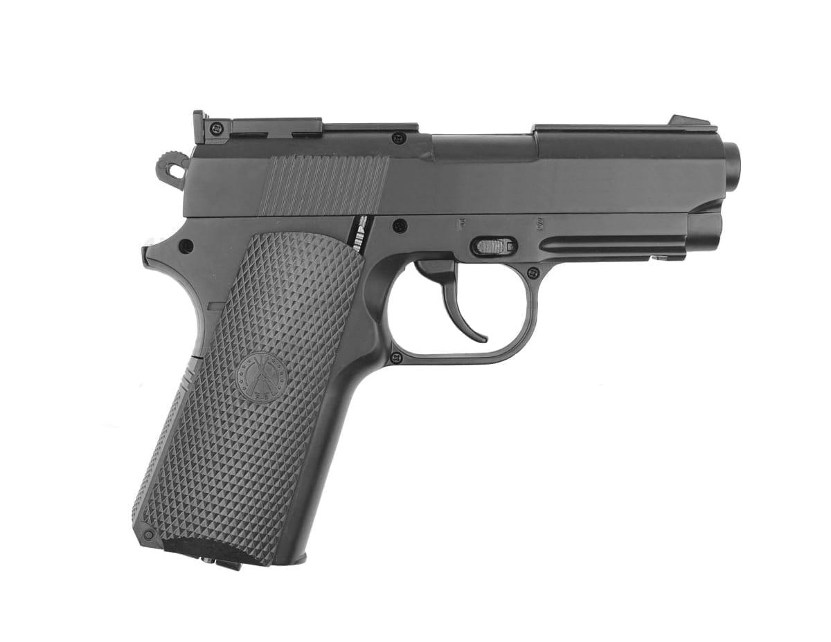 TX M1911 Short Full Metal Co2 4.5 Air Pistol
