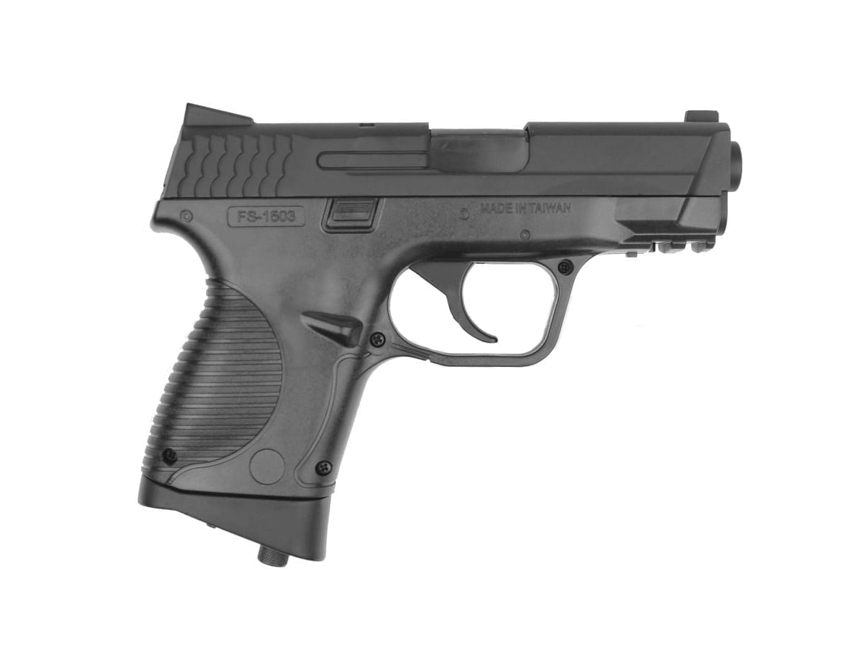 TX M&P Metal Slide Co2 4.5 Air Pistol