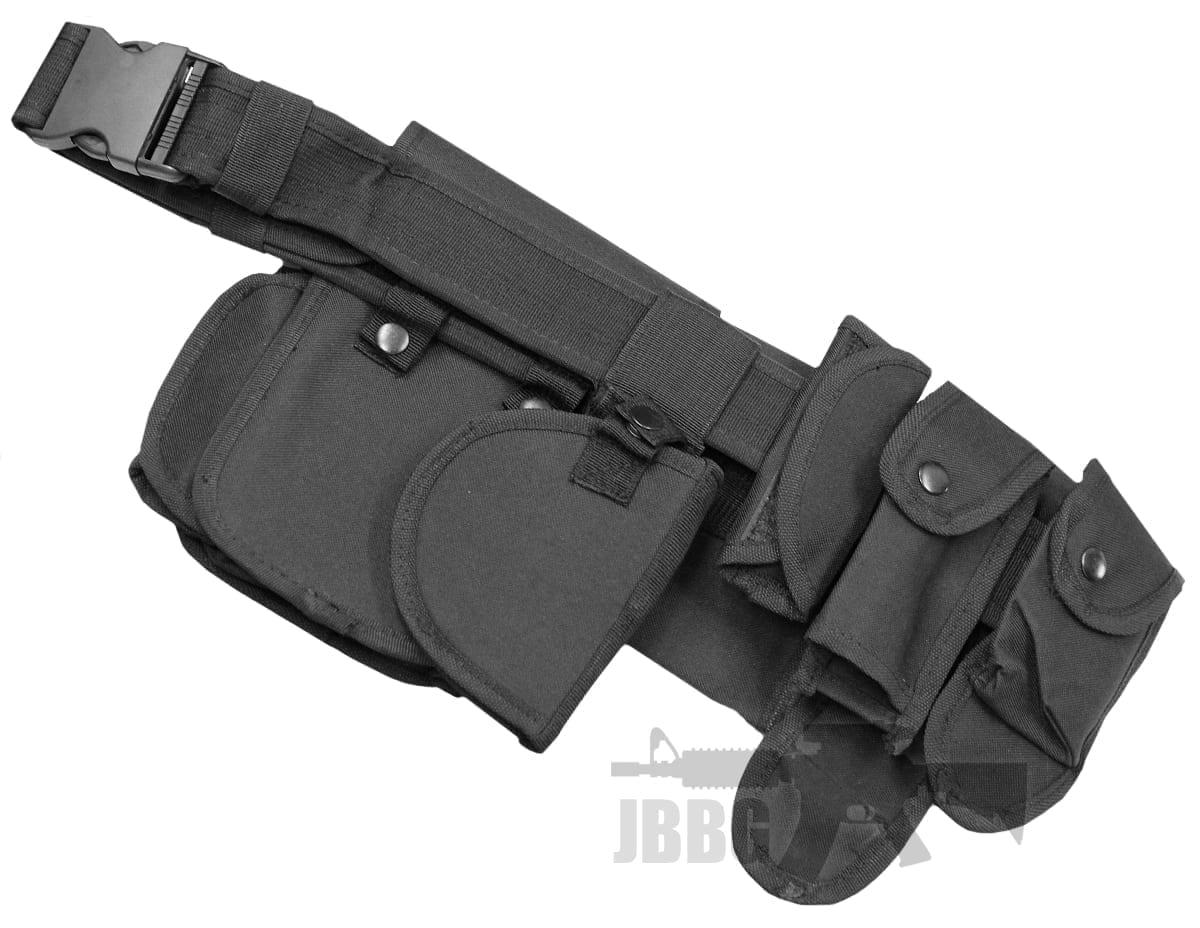 black tac belt