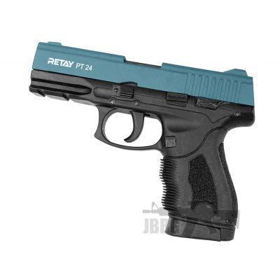 retay blank firing pistol pt24