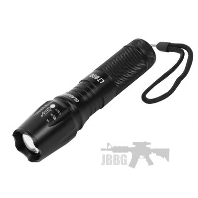 GLADIATOR LT800 Military LED Metal Torch