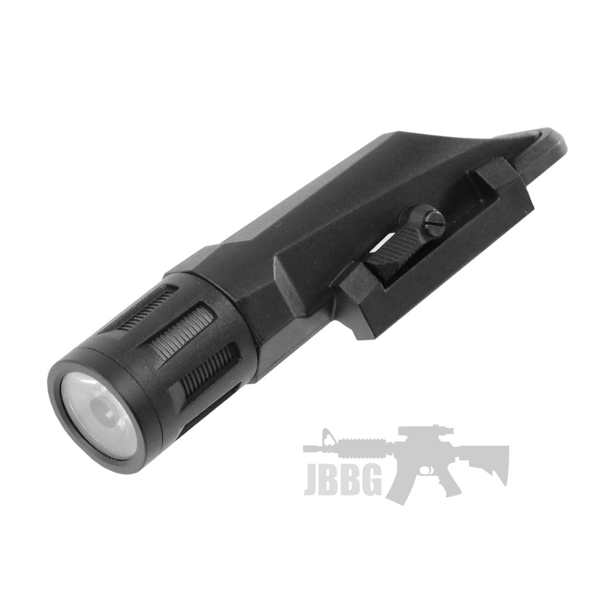 WMLX White Gen2 Weapons Flashlight