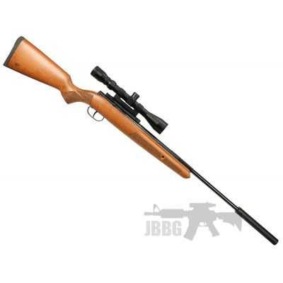 Winchester Model 55RS Air Rifle with Moderator .22