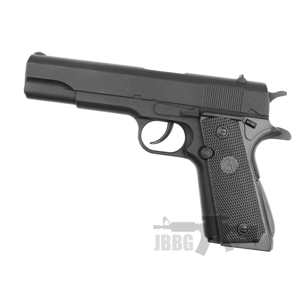 TX M1911 Full Metal Co2 4.5 Air Pistol